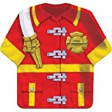 Firefighter Jacket Lunch Plates 8ct