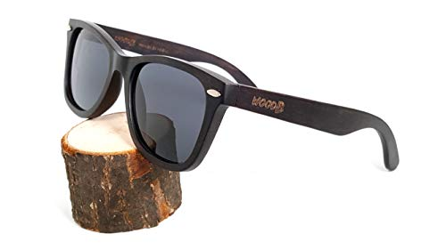 Hand Made Sunglasses - Wood Sunglasses Handmade Retro style UV-400