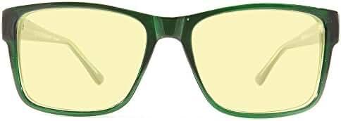 Retro Eyeworks Melrose Computer Glasses 53-18 MM 1.75x Green