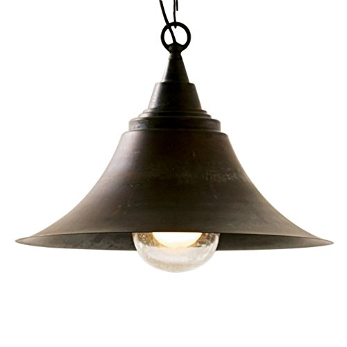 iron Horn chandelier/American vintage industrial wind creative lighting/ coffee shop restaurant - Willow Shop Bend
