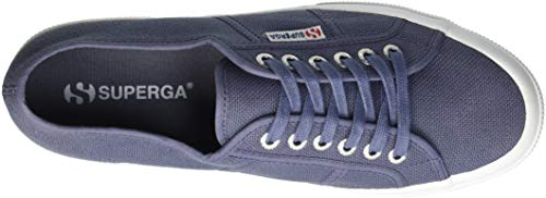 Pictures of Superga Women's 2750 COTU Sneaker Blue S000010 Blue Shadow 2