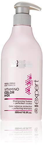 L'Oréal Professionnel Vitamino Color A-OX Color Radiance Protection + Perfecting Shampoo 500ml