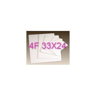 Pébéo 777104 Peinture 1 Carton Toilé Format Figure Blanc
