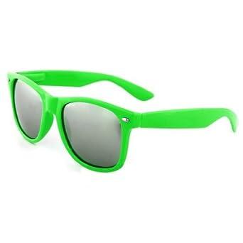 Lunettes de soleil vertes Fashion O28CIkWA