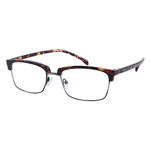 f5cbb7160f Southern Seas +1.25 Reading Glasses Non Prescription Readers Tortoise Mens  Womens Spectacles - Buy Online in UAE.