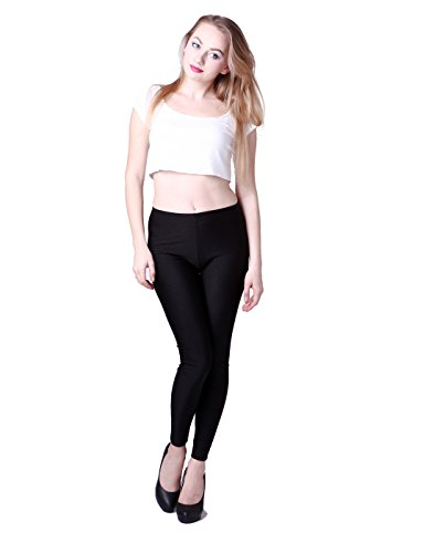 HDE Womens Seamless Stretch Leggings