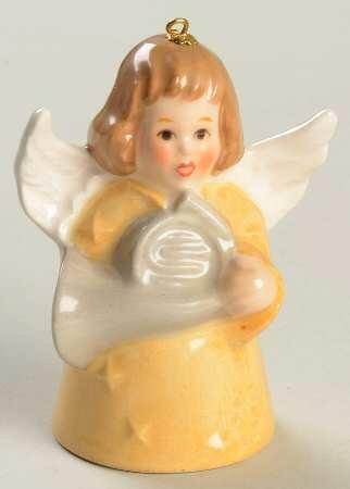 Goebel ** 1982 Annual Angel Bell - Yellow ** 1982Y