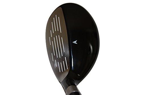 Majek Golf Petite Senior Lady PW Hybrid Lady Flex Right Handed New Rescue Utility''L'' Flex Club (Petite - 5' to 5'3'') by Majek Golf (Image #4)