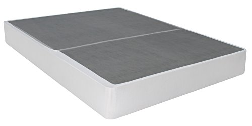 Best Price 7.5' New Steel Box Spring/Mattress Foundation, Queen