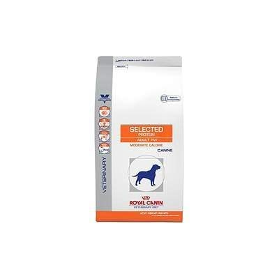 Royal Canin Veterinary Diet Canine Selected Protein Adult PW Moderate Calorie Dry Dog Food 7.7 lb