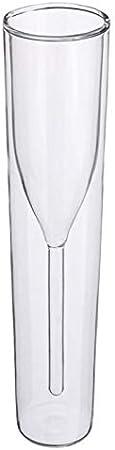 GUMEI Copas de Doble Capa Lowral, Copas de champán, Copa de Vino espumoso, Tulipanes, cóctel