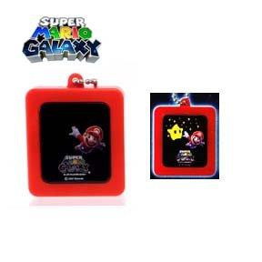 (Mario Galaxy Light-up Key Chain - Flying Mario and Luma)