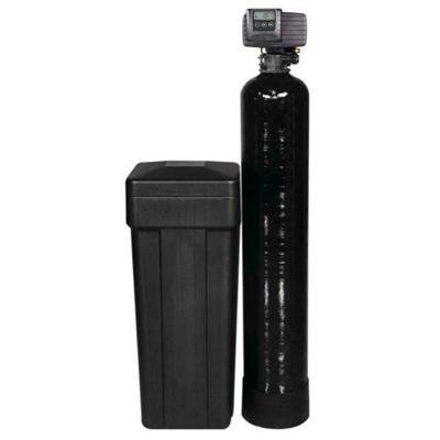 Fleck 5600 SXT Meter Demand Water Softener 48,000 Grain Capacity 10% Commercial Grade Cation Resin