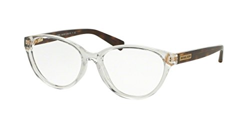 Michael Kors MITZI VI MK8021 Eyeglass Frames 3050-50 - Clear / - Glasses Michael Clear Kors