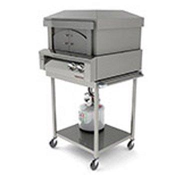 Alfresco Pizza Oven Cart (Axe-PZA-CART), 30-Inch