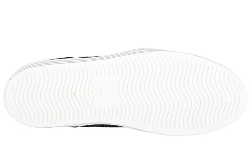 de Deporte Zapatillas largas Hogan Cut r182 Rebel Zapatos Mid elasti Mujer Hw4qHtnRA