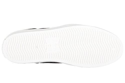 r182 Mid Cut Zapatos elasti largas de Zapatillas Hogan Mujer Deporte Rebel qwC0wSTU