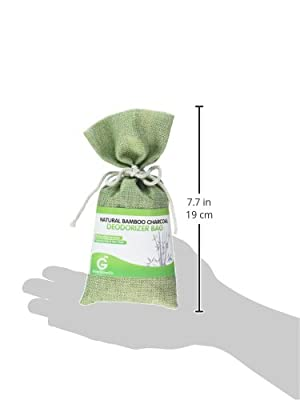 BUY MORE SAVE MORE Great Value SG Bamboo Charcoal Deodorizer Bag, Best Air Purifiers for Smokers & Allergies, Perfect Car Air Fresheners, Remove Smells for Home & Bathroom