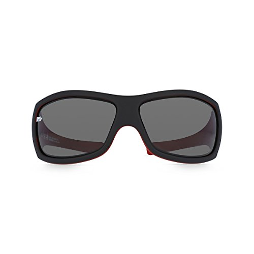 Road Warrior Lunettes de Soleil Aviator - Ville - Mode - Fashion - Conduite - Moto - Plage / Mod. California Marron UmH16od