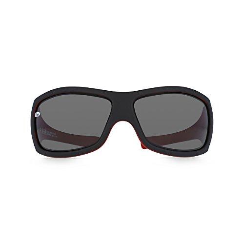 Unisex M Gloryfy Negro Verde Gafas Devil negro G3 adulto rojo RggnTtaP