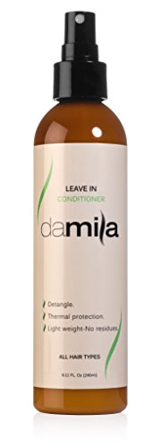 Keratin Leave In Conditioner - Repairs and Provides Thermal and Heat Protection for hair, Keratin Conditioner (8.11 Oz)