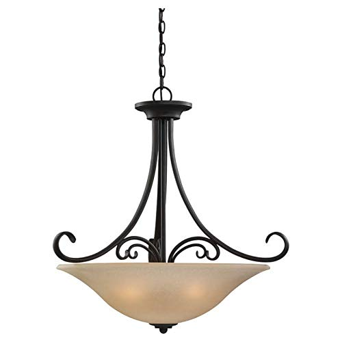 - Sea Gull lighting 65120-820 Four Light Pendant
