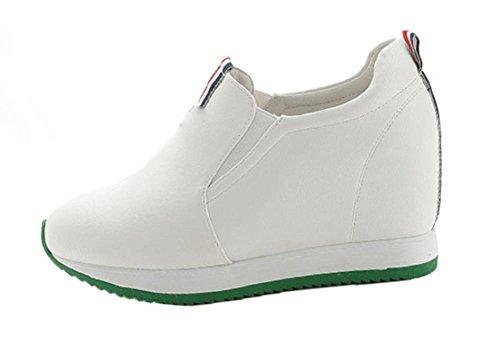 Eu36 Elevadores Individual Deportivo Ms Us6 Uk4 Cn36 Las De Spring Con Femenino Zapatos Calzado Pendiente Encaje Los Señoras ExBHqZx
