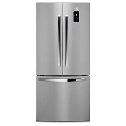 Electrolux ERD5250LOU 524 Liters Silver French Door Refrigerator 220 Volts Export Only