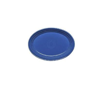 Fiesta Oval Platter, 9-5/8-Inch, Lapis