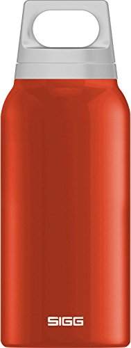 Thermal Sigg - SIGG .3l (10 oz) Thermo Bottle with Removable Tea Infuser- RED