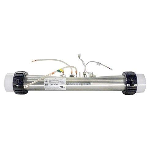 Gecko T9920-101435 240V 4kW Spa Heater with Heat.Wave Assembly