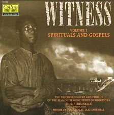 Witness: Spirituals & Gospels,Volume 1 by Collins Classics
