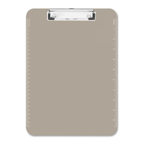 Transparent Plastic Clipboard x12 1 SPR01870