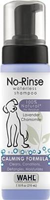 Wahl 820014 No-Rinse Waterless Shampoo, Lavender Chamomile