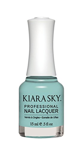 (Kiara Sky Nail Lacquer - (#538 - SWEET TOOTH) + Buy 3 any colors get FREE 1 Airbrush Stencil)