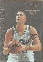 Edition Autographed Card Special (Greg Ostertag Utah Jazz 1995 Upper Deck Special Edition Autographed Card - Nice Autograph. This item comes with a certificate of authenticity from Autograph-Sports. Autographed)