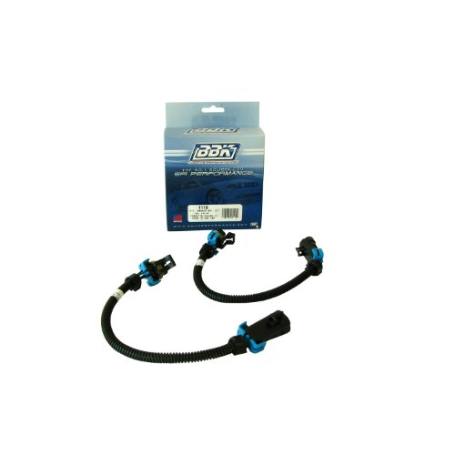 BBK 1115 O2 Oxygen Sensor Wire Harness Extensions 12″ for 2008-2015 GM (Pair)