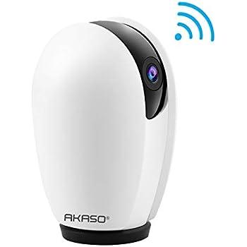 Amazon.com : Wireless Security Camera Pet Camera, AKASO
