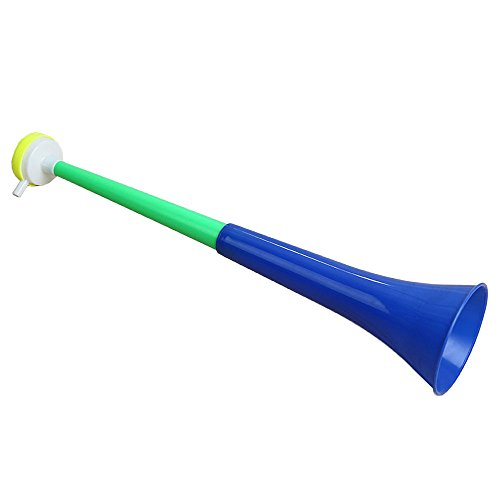 XIAOMU World Cup Horn World Cup Speakers Random 45.59 World Cup Vuvuzela Holiday Multicolor World Cup Trumpet Plastic Soccer Stadium