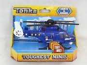 (Tonka Lights and Sounds Toughest Mini SWAT Police Helicopter Blue by Tonka)