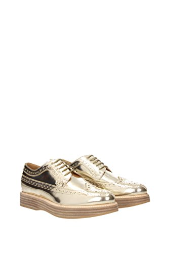Gold And Monk Church's Womens Eu Thongs Derbies de0038mirrorcalf Pelle xTwwg8