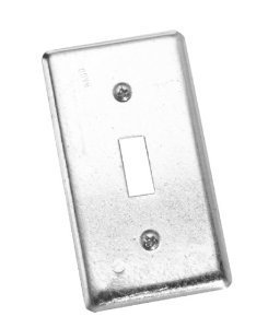 Amazoncom Raco 0865 Toggle Switch Cover By Hubbell Electrical