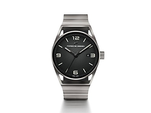 Porsche Design 1919 Datetimer Eternity Automatic Watch, Titanium