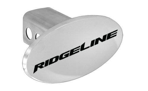 Honda Ridgeline Officially Licensed Metal Trailer Tow Hitch Cover Plug