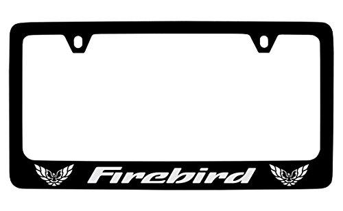 firebird license plate frame - 1