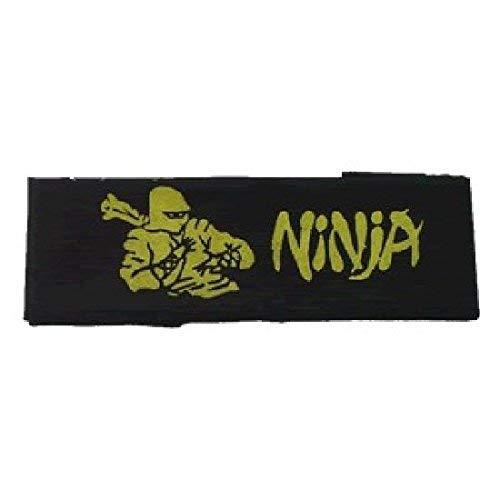 Playwell Artes Marciales Banda Cabeza - Negro Ninja: Amazon ...