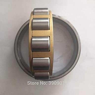 Color: N209EM Fevas SHLNZB Bearing 1Pcs N209 N209E N209M N209EM N209ECM C3 458519mm Brass Cage Cylindrical Roller Bearings
