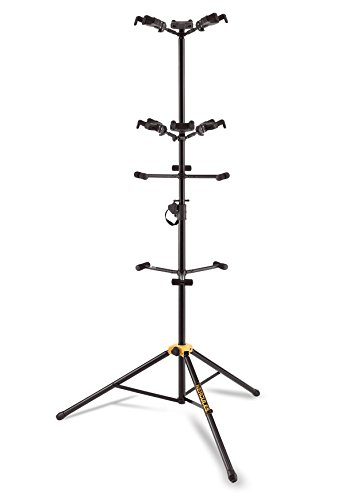 Hercules 6 Piece Guitar Display Stand