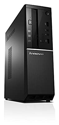 2016 New Edition Lenovo Ideacentre High Performance Flagship Slim Desktop, Intel Core i5 Processor up to 3.4GHz, 8GB DDR3 RAM, 1TB HDD, 802.11ac WiFi, Bluetooth, Windows 10