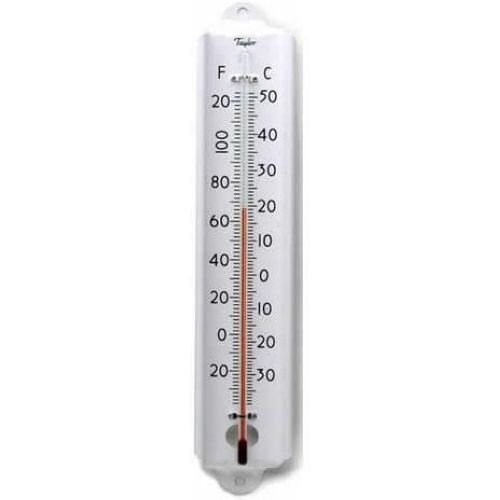 Taylor Cold Dry Storage Wall Thermometer -- 12 per case. by Taylor Instruments